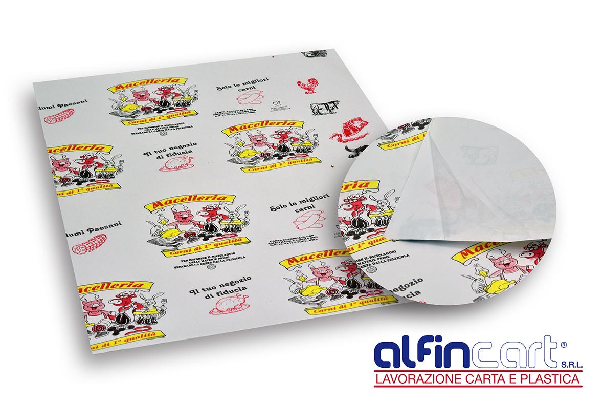 Frischpack Papier ideal für Verpacken von Halal-Fleisch, Käse, Wurst und Fleischprodukte.