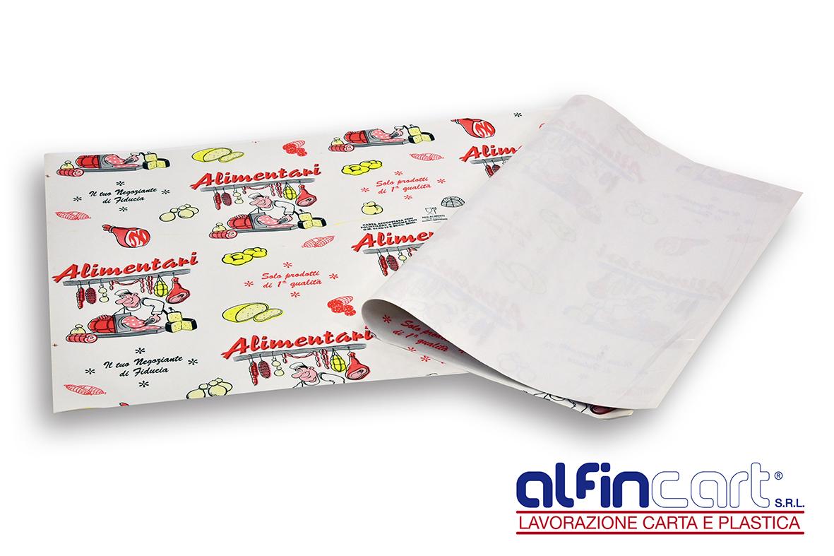 Fleischerei und Partyservice Frischpack Papier ideal für Verpacken von Halal-Fleisch, Käse, Wurst und Fleischprodukte.