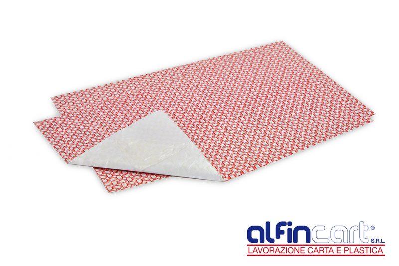 Papier duplex alimentaire dédié à la boucherie et charcuterie pour emballer les produits gras.