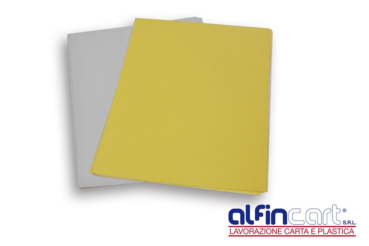 Glassin Papier.