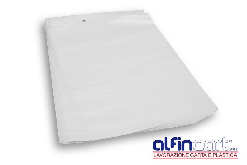 HDPE Counter Sheets for packing and covering pieces of meat and grocery items.