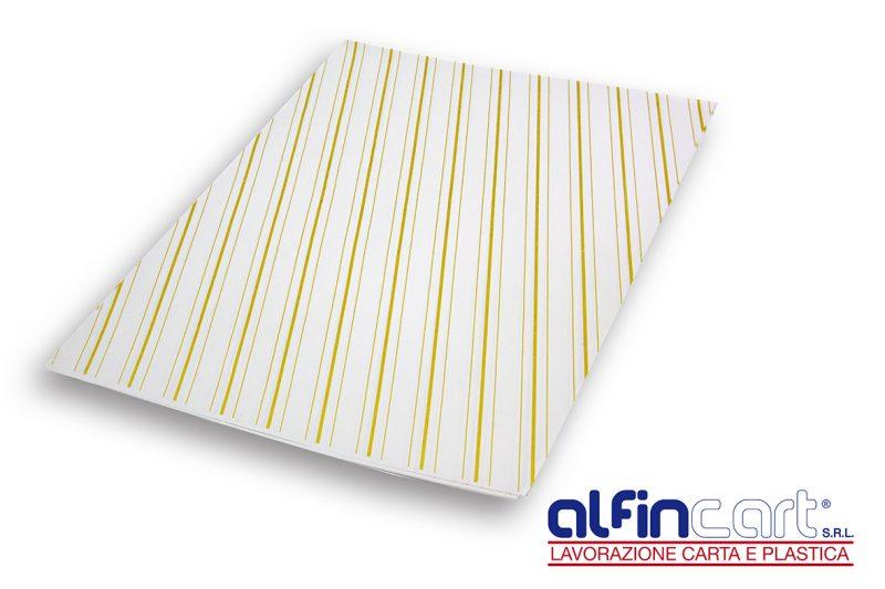 Papier calandré pure cellulose pour boulangerie et pâtisserie.