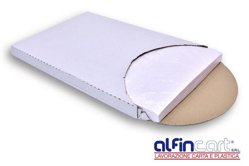 Papier siliconé multicuisson avec traitement siliconé double face.