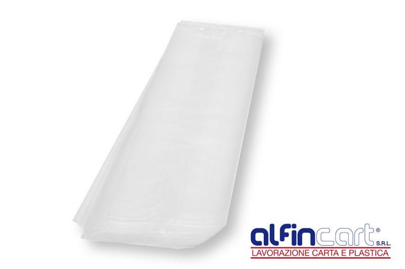 Sacs en plastique polyéthylène.