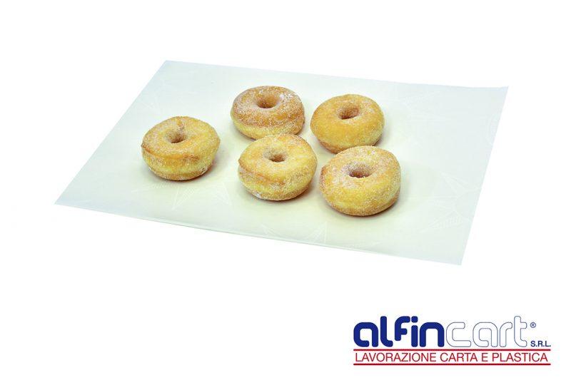 Das Wachspapier ist ideal zum Einpacken von Wurst, Fleisch, Fisch und Käse geeignet.