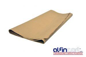 Papier kraft brun de haute qualité idéal pour les créations pyrotechniques et artistiques.
